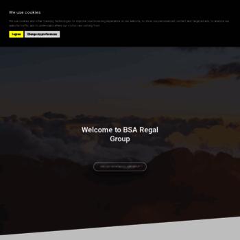 Bsa-regal.co.uk thumbnail