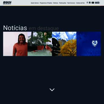 Bsgi.org.br thumbnail