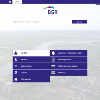 Bsr.nl thumbnail