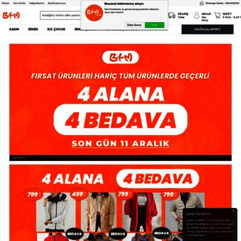d1c4f495eefa5 btmmoda.com at WI. Ucuz Kadın Erkek Giyim Ayakkabı Alışveriş | BTM ...