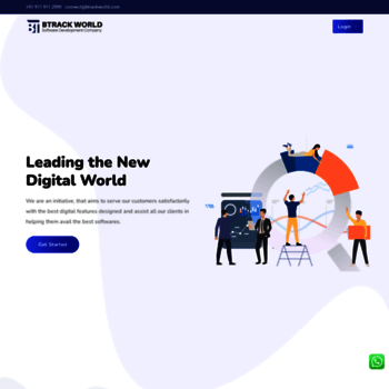 btrackworld com at WI  Btrack World - Money Transfer Portal
