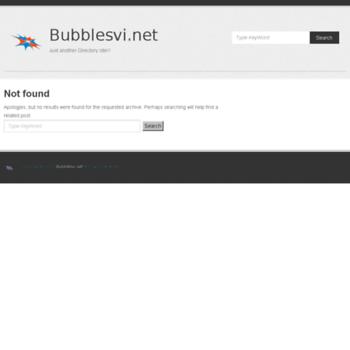 Bubblesvi.net thumbnail