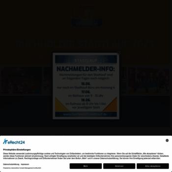 Buchholzerstadtlauf.de thumbnail