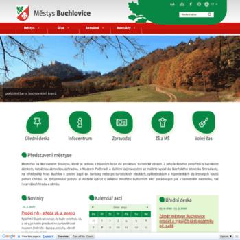 Buchlovice.cz thumbnail