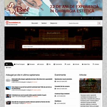 Bucuresteni.ro thumbnail