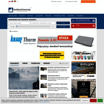 Budownictwo.org thumbnail