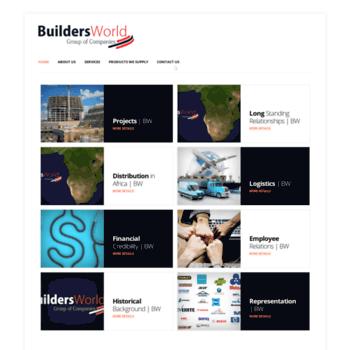 Buildersworld.co.za thumbnail