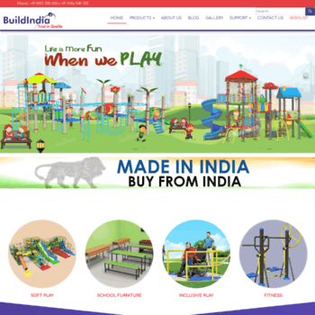 Buildindia.co.in thumbnail