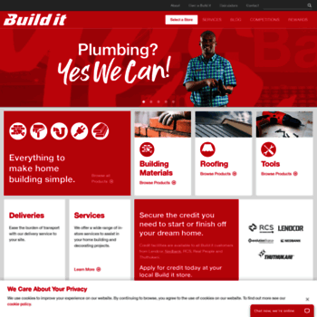Buildit.co.za thumbnail