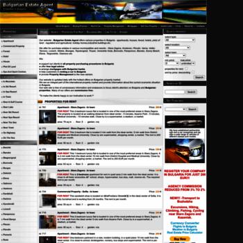 Bulgarianestateagent.net thumbnail