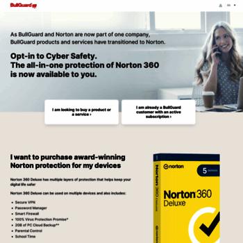 Bullguard.com thumbnail