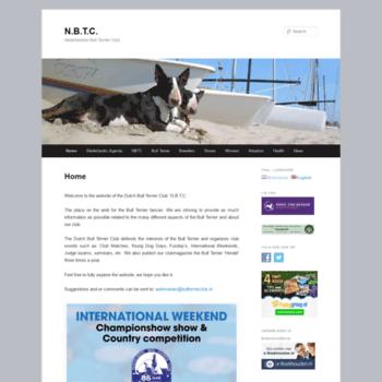 Bullterrierclub.nl thumbnail