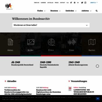 Bundesarchiv.de thumbnail