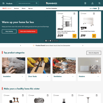 Bunnings.co.nz thumbnail