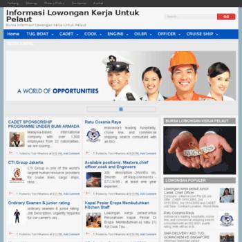 Bursalowongankerjapelaut.blogspot.ca thumbnail