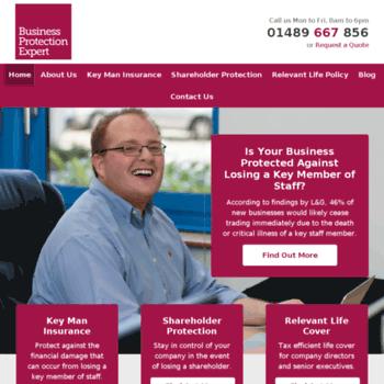 Businessprotectionexpert.co.uk thumbnail