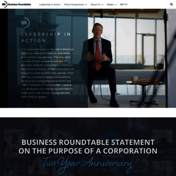 Businessroundtable.org thumbnail