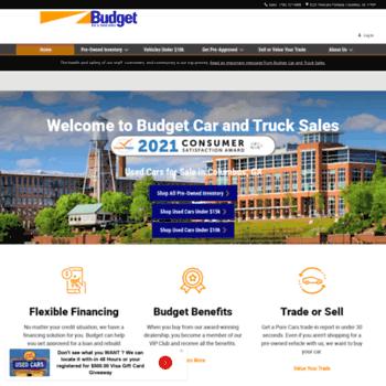 Ford Dealership Montgomery Al >> Buybudgetnow Com At Wi Budget Car Truck Sales New