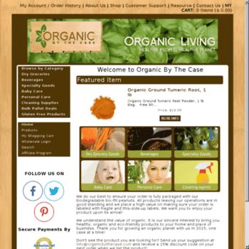 Buyorganicfoods4less.info thumbnail