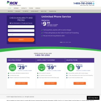 buyrcn com at WI  An authorized RCN Reseller – buyrcn com