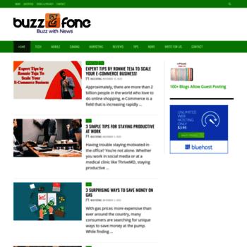 Buzz2fone.com thumbnail