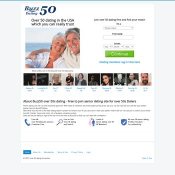 Gratis senior dating sites uk