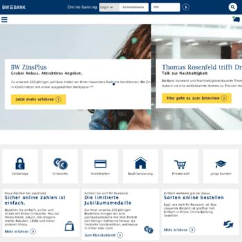 bwbank online banking login