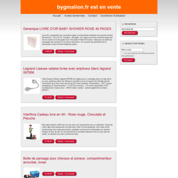 Bygmalion.fr thumbnail