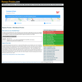 bypass-proxies com at WI  Bypass Proxy Sites   Bypass-proxies com