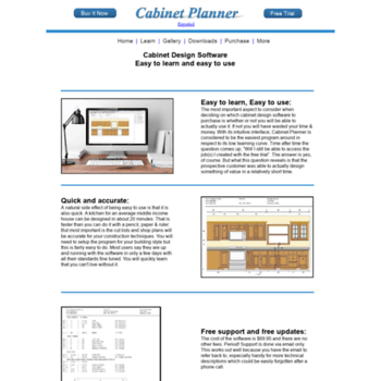Cabinetplannercom At Wi Cabinet Design Software Cabinet Planner