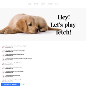 Веб сайт cacisapphy.weebly.com