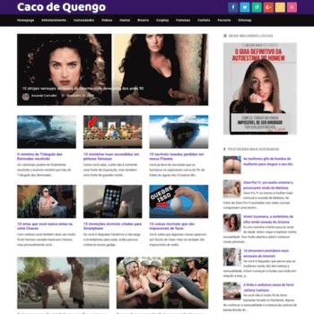 Cacodequengo.com.br thumbnail