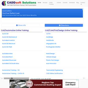 caddsoftsolutions com at WI  CAD CAM PLM Design Online