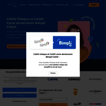 Carte Cado Web.Cadostore Com At Website Informer Visit Cadostore