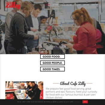 Cafezilly.co.uk thumbnail