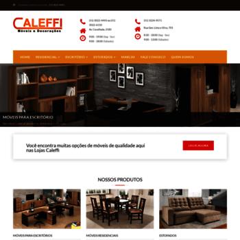 Caleffimoveis.com.br thumbnail