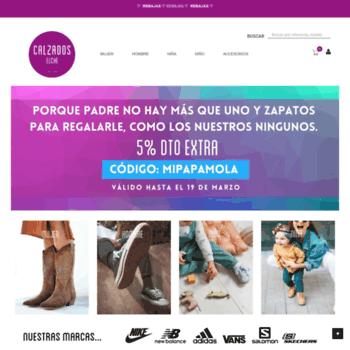 Calzados Elche ▷ Zapatos baratos Online ▷Hasta 75