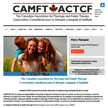 Camft.ca thumbnail