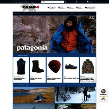 Camp4.de thumbnail