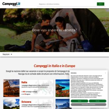 Campeggi.it thumbnail