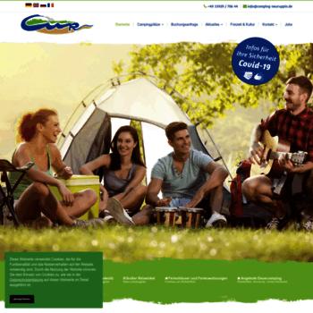 Camping-neuruppin.de thumbnail