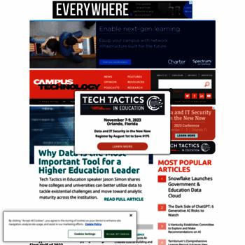 Campustechnology.com thumbnail