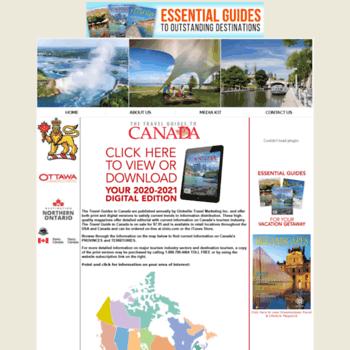Canadatravelguides.ca thumbnail
