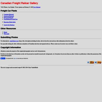 Canadianfreightcargallery.ca thumbnail