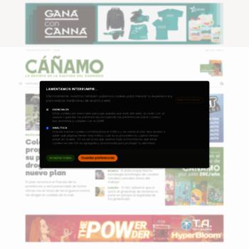 Canamo.net thumbnail