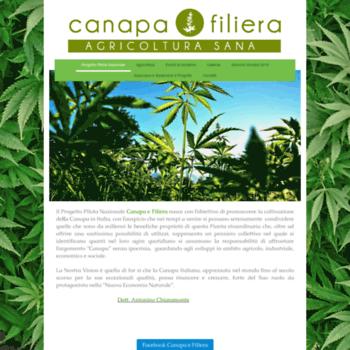Canapaefiliera.it thumbnail