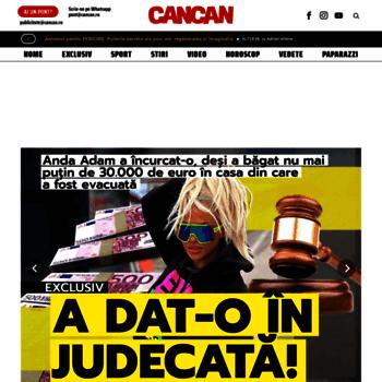 Cancan.ro thumbnail