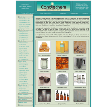 candlechem com at WI  CandleChem Candle Making Supplies, Wholesale