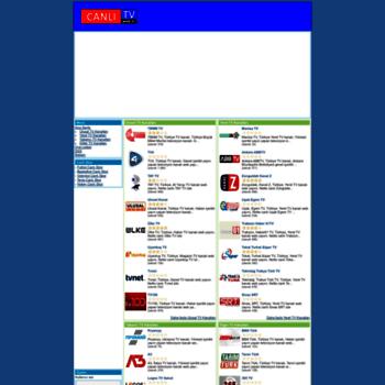 Canlitv.web.tr thumbnail