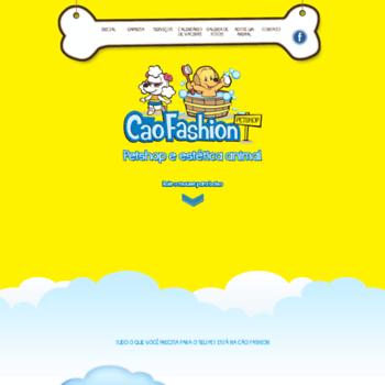 Caofashion.com.br thumbnail